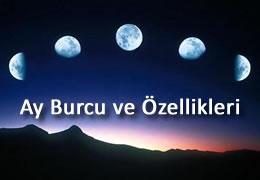 ay burcu ve özellikleri