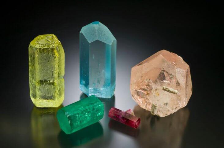 beril-kristal