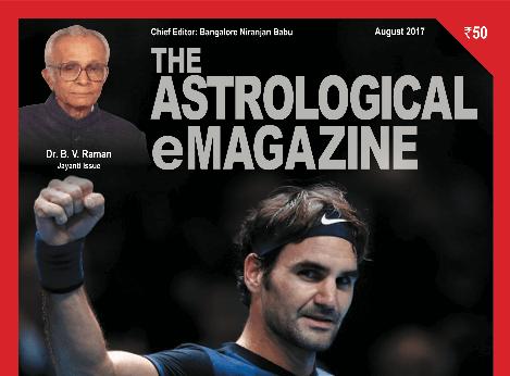 The Astrological E-Magazin agustos