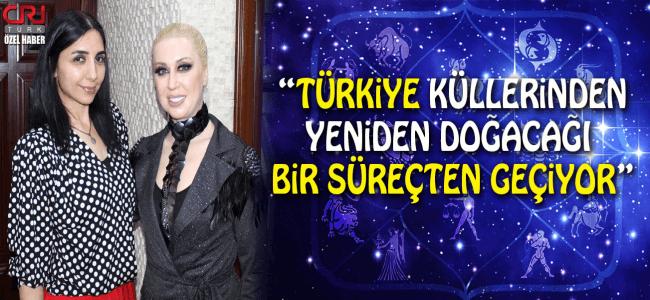 Ünlü Astrolog Dr. Şenay Yangel'den CRI TÜRK'e Özel Açıklamalar