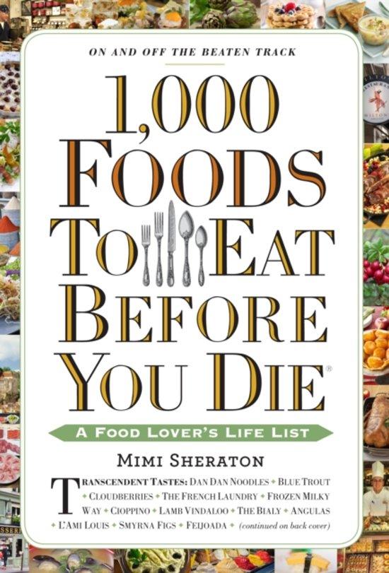 ölmeden önce yemeniz gereken 1000 yemek